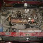 motor voor