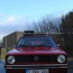 golf mk1 1979 uiteindelijke resultaat