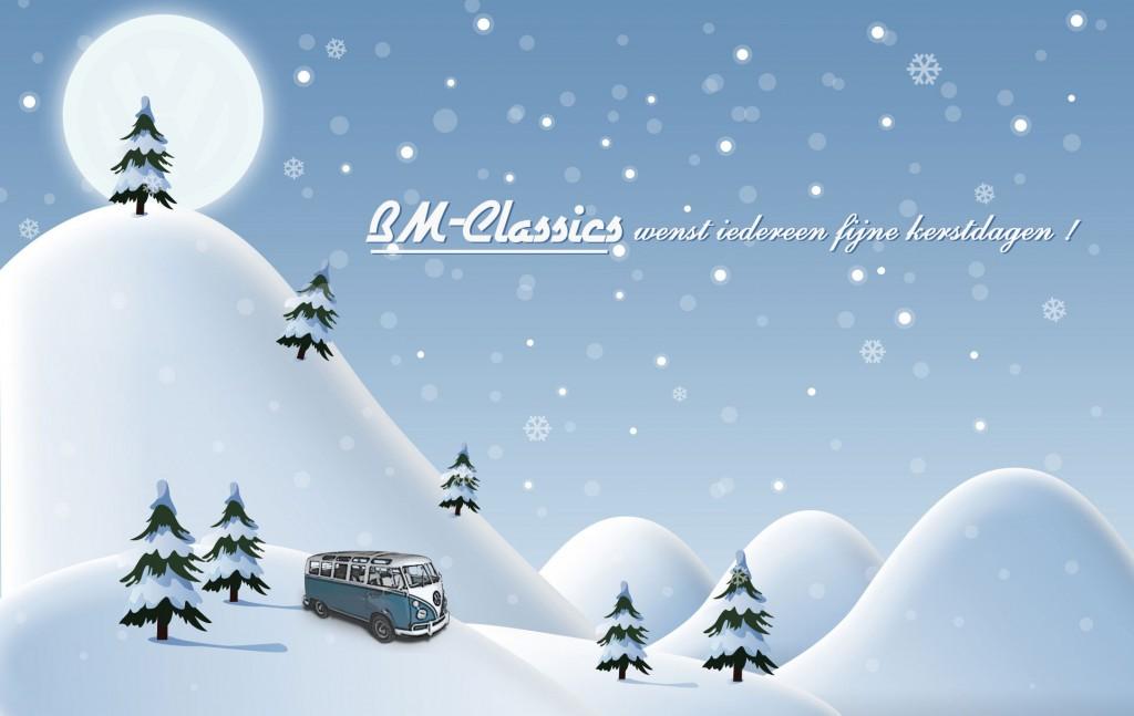BM-Classics wenst iedereen fijne kerstdagen