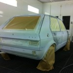 ready for paint